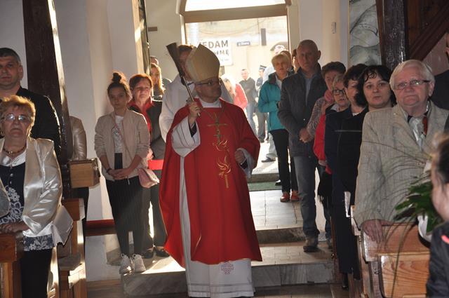 Oglądasz zdjęcia z artykułu: Wizytacja Kanoniczna Parafii