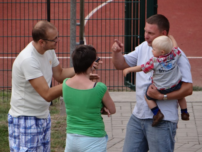 Oglądasz zdjęcia z artykułu: Festyn Rodzinny - FOTORELACJA