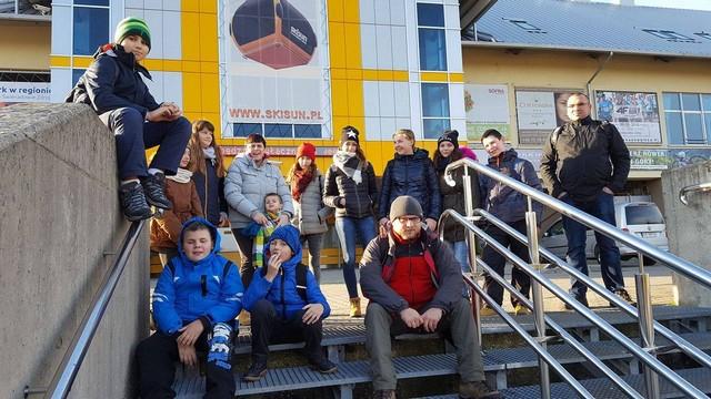 Oglądasz zdjęcia z artykułu: Wycieczka Młodzieżowej Drużyny Pożarniczej
